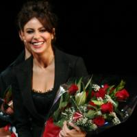 Photo Coverage: CHICAGO Welcomes Sof�a Vergara to Bdwy!