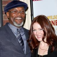Photo Coverage: 'JOE TURNER'S COME AND GONE' Opening Arrivals