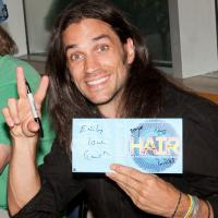 Photo Coverage The Hair Cast Turn On Tune In And Sing