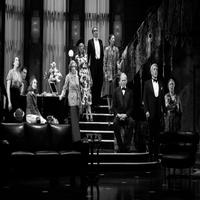 Photo Coverage: PRESENT LAUGHTER Opening Night Curtain Call
