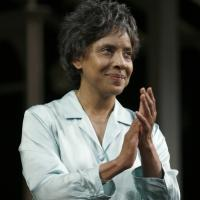 Photo Coverage: Broadway's New 'Violet' Phylicia Rashad Takes Her Bow In AUGUST: OSAGE COUNTY