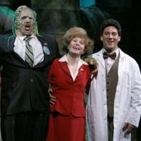 Photo Coverage: BWW Visits 'THE TOXIC AVENGER' - Nicholas Rodriguez Takes A Bow