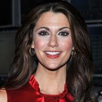 Photo Coverage: CHICAGO's Samantha Harris Rings The Opening Bell Of The New York Stock Exchange