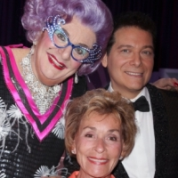 Photo Coverage: Backstage with the DAME at ALL ABOUT ME