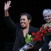 Photo Coverage: Chandra Wilson Takes Her Broadway Bows In 'CHICAGO'