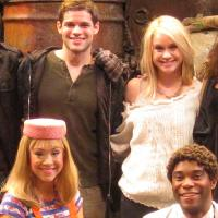 Photo Flash: 'ROCK' Gets 'TOXIC' at New World Stages