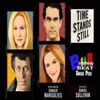 BWW TV: Broadway Beat Sneak Peek of TIME STANDS STILL Opening Night