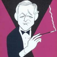 Ken Fallin Illustrates: PRESENT LAUGHTER's Victor Garber