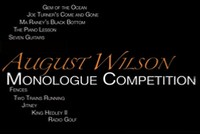 Leon's True Colors Co. & Jujamcyn Present August Wilson Monologue Competition, 5/3