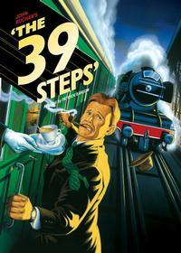 THE 39 STEPS Opens at Majestic Theatre