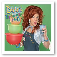 BWW Reviews: DIXIE'S TUPPERWARE PARTY
