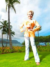 Mitzi Gaynor Talks About Celebrating South Pacific's 50th Anniversary