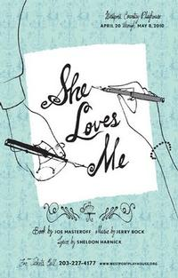Westport Country Playhouse Extends SHE LOVES ME Thru 5/15