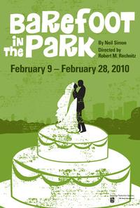 BAREFOOT IN THE PARK Closes Feb. 28 at TRTC