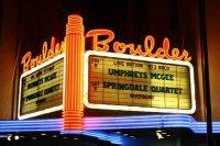 Boulder Theatre Announces Upcoming Shows