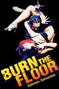 SYTYCD's Mary Murphy Joins BURN THE FLOOR, 12/22; Show to Close January 10