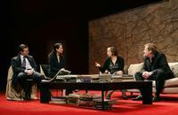 Baker, Daniels, Liu & McTeer Present At Outer Critics Circle Awards 5/27