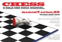 Theo Ubique Cabaret Theatre Presents CHESS, 3/7-4/25