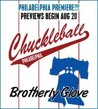 Chuckleball: The Sports Comedy & Parody Musical Revue Premieres 'BROTHERLY GLOVE' At Philly's Doc Watson's Pub 8/20