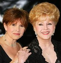 Debbie Reynolds Joins Daughter Carrie Fisher On Stage in WISHFUL DRINKING