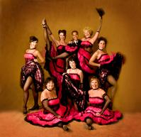 'Fandance… the Legend of Sally Rand' On Stage at The Downtown Cabaret Theatre Now Thru 4/25