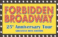 FORBIDDEN BROADWAY Plays Maltz Jupiter Theater, 3/14