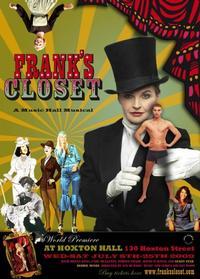 FRANK'S CLOSET Ends its Run at  London's Hoxton Hall