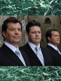 The Irish Tenors Return to Van Wezel Performing Arts Hall 3/9