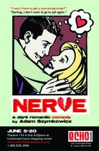 Echo Theatre Company Continues Season with Adam Szymkowicz's Comedy NERVE