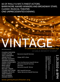 DiVita, Eisenhower, Matthews and more set for 'Vintage' Gala, 1/25