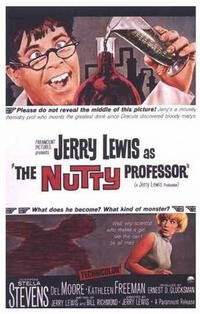 NUTTY PROFESSOR Aims for Broadway Opening, Fall 2010