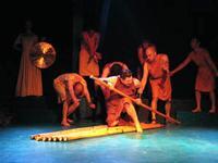 Handcart Ensemble Extends HOMER'S ODYSSEY Thru 10/25