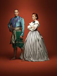 THE KING AND I Opens in Sao Paulo!