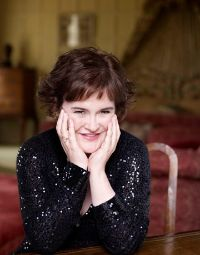 Susan Boyle's Debut CD Tracklisting Revealed!