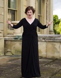 Susan Boyle to Celebrate Holidays with Christmas Special for ITV