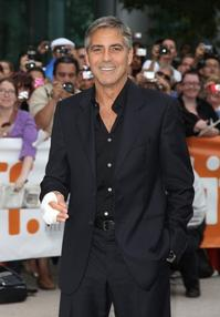 RIALTO CHATTER: George Clooney Says a West End Debut 'Would Be Swell'