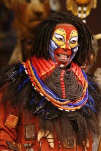 Photo Coverage: Whoopi Goldberg's Joins THE LION KING for a Night