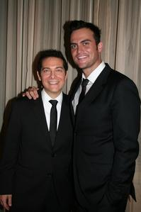 Cheyenne Jackson and Michael Feinstein Featured in The New York Times