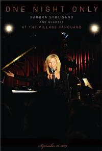 Barbra Streisand's 'One Night Only' Concert DVD Now Available for Pre-Sale