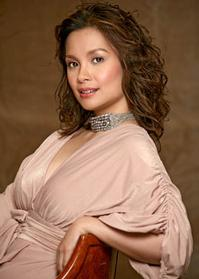 Lea Salonga Performs For Typhoon 'Ondoy' Victims, 10/12