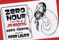 ZERO HOUR Gets Off-Broadway Premiere, 11/14