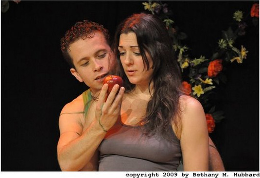 MBS Productions' Adam and Eve is both wildly wicked and thought-provoking