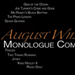 True Colors Theatre Co Presents August Wilson Monologue Competition Finals, 5/3