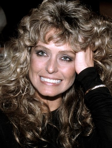 CNN reports the sad news that Farrah Fawcett, the actress whose best-selling