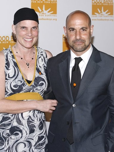 ... Kate Tucci, the wife of Emmy-winning actor Stanley Tucci , has passed Kate Tucci Children