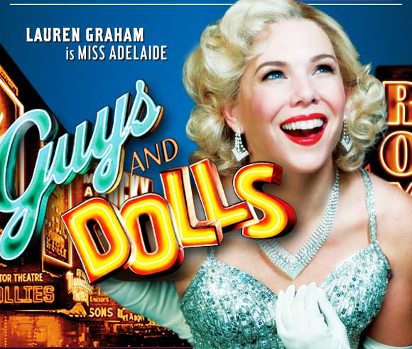 35% Discount Offered For GUYS AND DOLLS Tickets