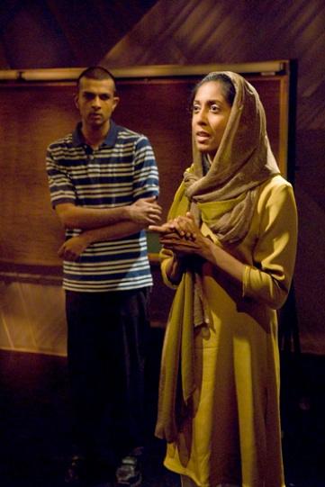 Playwrights Realm's DOV AND ALI Runs Thru 6/27