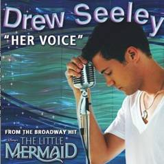 THE LITTLE MERMAID Debuts Drew Seeley Recording Of 'HER VOICE' on Radio Disney 6/27