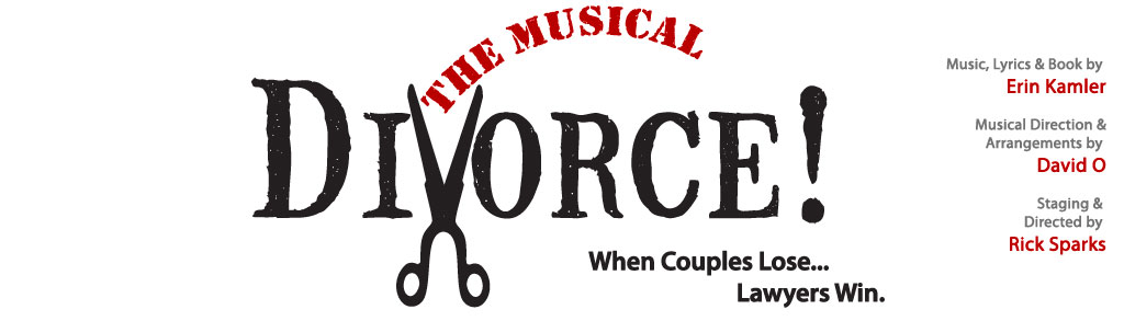 Hudson Mainstage Theatre Announces Open-Ended Run Of DIVORCE! THE MUSICAL