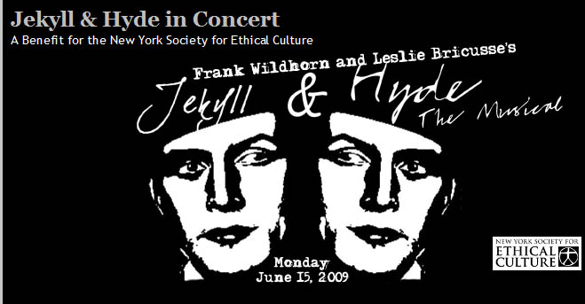 Jekyll & Hyde Returns to NYC for Benefit Concert June 15; Petkoff, Moriber & Rosen to Star